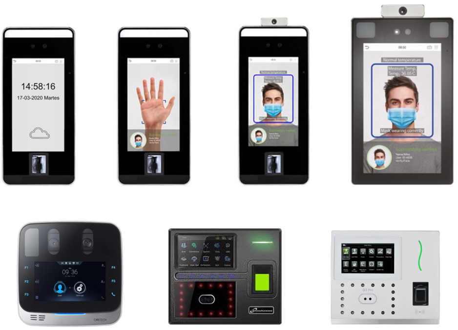 identificación biométrica